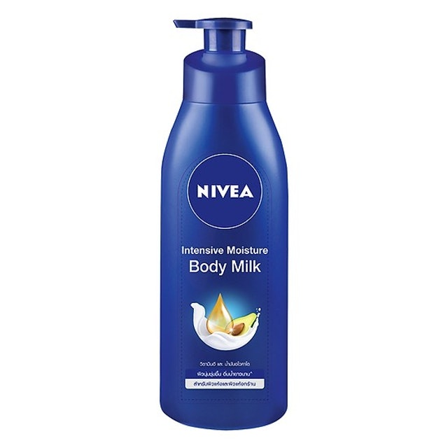 Nivea Marshmallow Care Body Mousse 180g